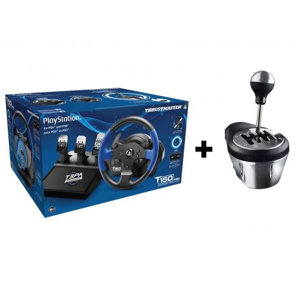 Thrustmaster T150 Rs Pro + Th8a Vites
